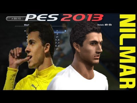 Creating NILMAR PES 2013 - Starting From Scratch