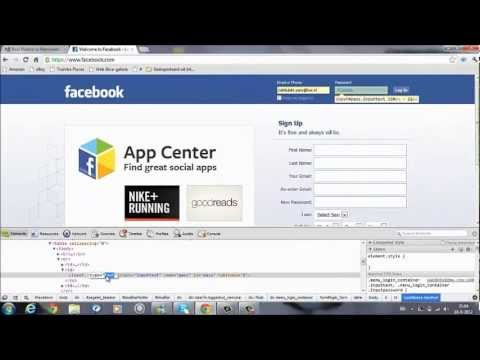 Waligaa password ha save gareesanin (Don't save facebook password on your computer