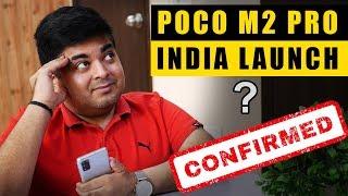 "Poco M2 Pro India Launch ""CONFIRMED"" , Xiaomi In Display Camera , Jio + Prime Video   GG_Update"