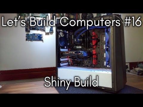 LBC#16 - Shiny Build (Tutorial build speed run)