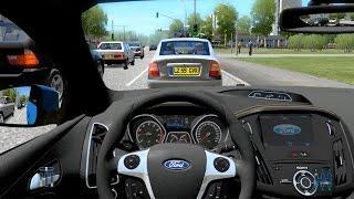 City Car Driving - Ford Focus ST MK3 + Download link