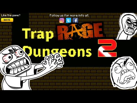 DONT PLAY THIS GAME!!! - Trap Dungeons 2 Android Gameplay | Jay Jayz | #Filipino #Android