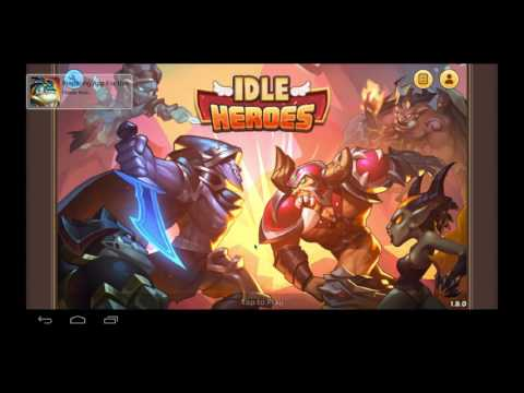 Idle Heroes - How to download private server on PC and Android