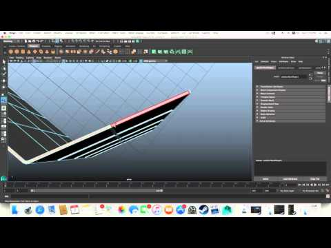 Bay Window Maya Modeling Tutorial part -1