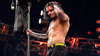 Jeff Hardy vs. Umaga - Steel Cage Match: Raw, Jan. 7, 2008