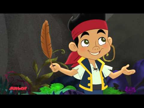 Jake And The Never Land Pirates | Mystery Of The Missing Treasure | Disney Junior UK