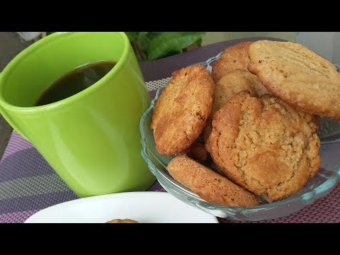 How to make Peanut Butter Cookies ( Lovefoursweets Recipes)