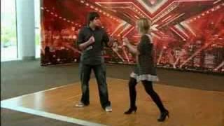 Dreamtime Audition - THE X FACTOR 2008 - BRILLIANT!