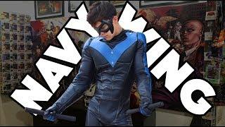 Mi Nuevo Traje De Nightwing / Navy