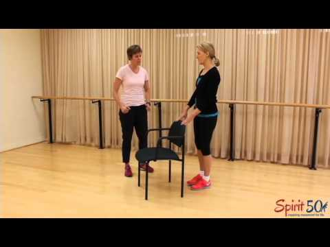 How to strengthen my outer thighs and hips- fall prevention