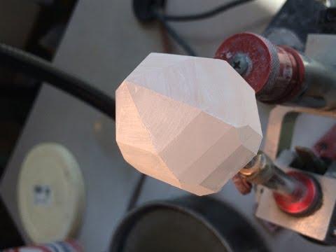 How to polish quartz.