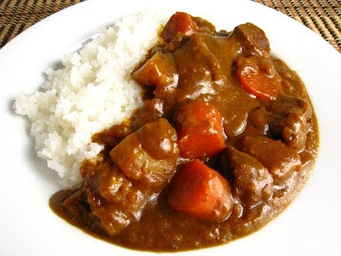 How to Make The Best Japanese Beef Curry Rice