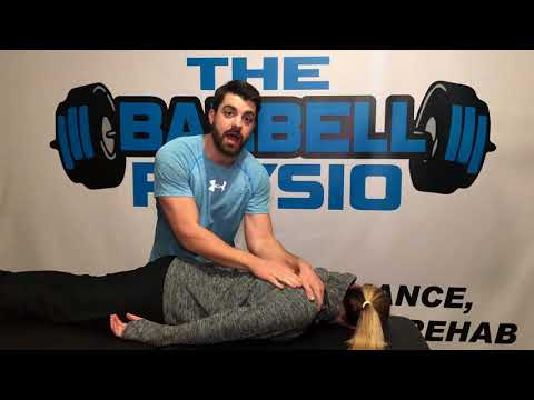 Shoulder Extension Mobility Assessment