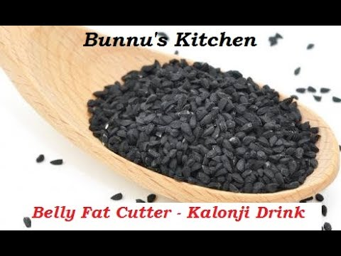 Cut your belly fat post pregnancy in 20 days | Belly Fat Cutter | Kalonji Drink