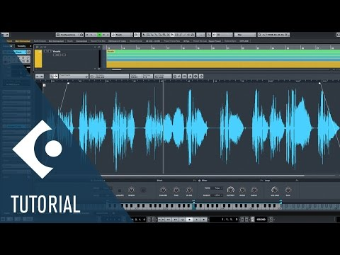Sampler Track | New Features in Cubase Pro 9