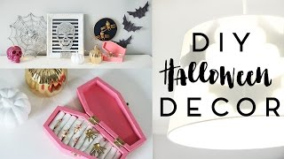 Halloween Decor Diys Room Decor Or Party Decorations 2016