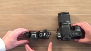 Sony LearnTV - Full Frame Mirrorless cameras