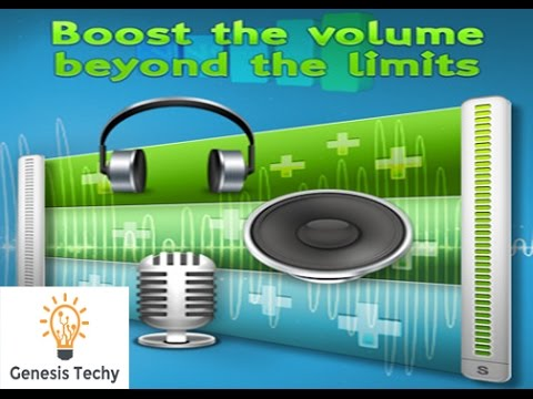 How to boost your VOLUME  for any laptop / PC?