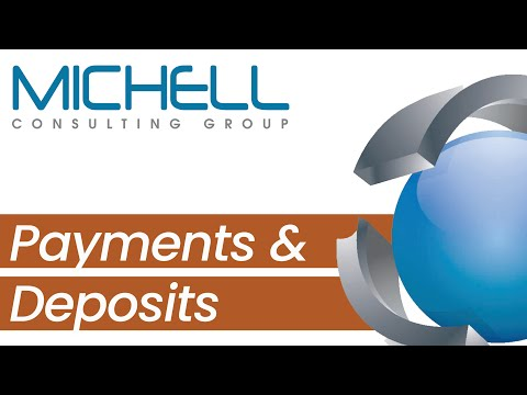 How To Cancel Payments And Deposits In Sap Business One 9 0