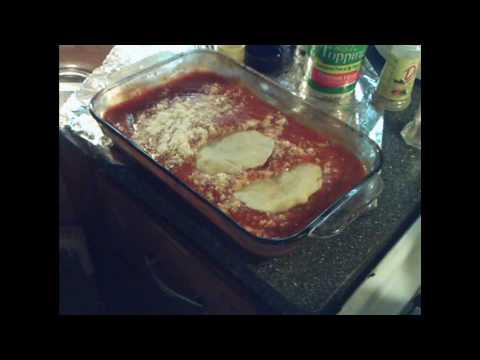 vegan homemade soy ravioli