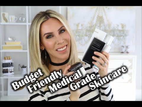 Affordable Anti-Aging Medical Grade Skincare Routine | Basic Routine for All!!