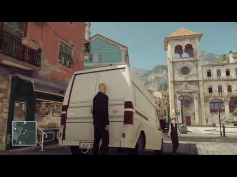 Hitman PS4  ( Online Contracts )