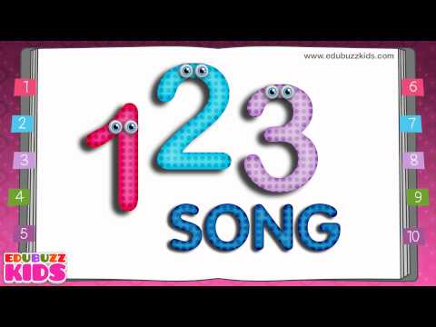 Learn to Write Numbers   10 Little Numbers Song for Children