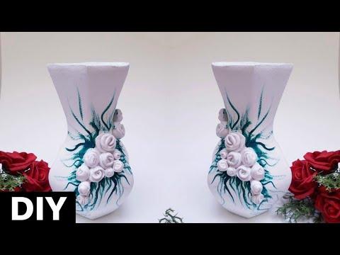 Diy Fácil  e  Vasos feito com caixa de leite dos Inscritos