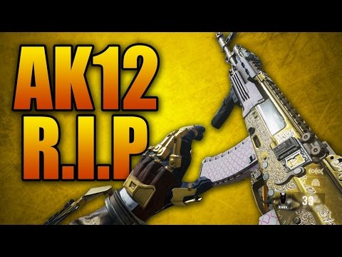 AK12 RIP - Call of Duty AW - PS4 - 1080 HD