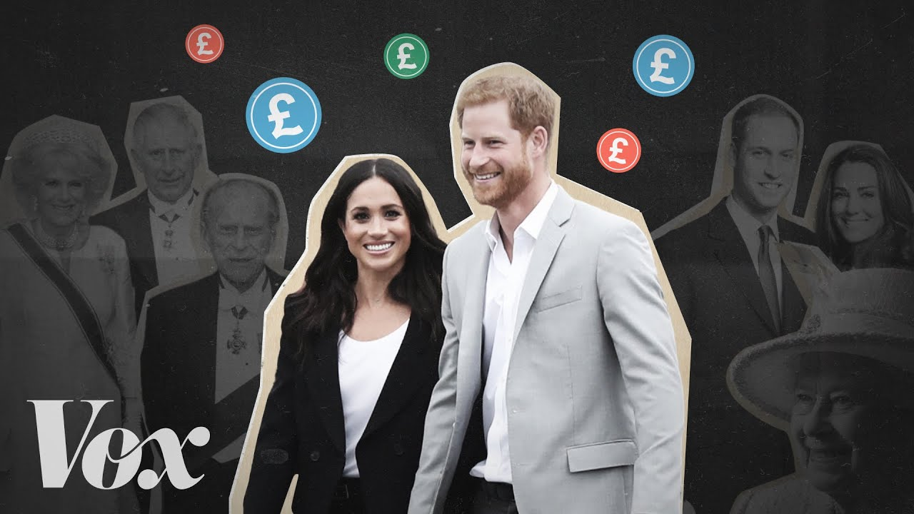 How the British royal family makes money