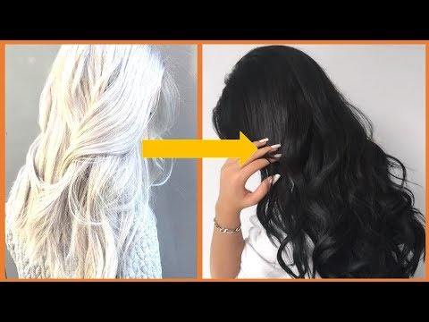 Change White hair to Black hair naturally || सफेद बाल को ब्लैक करें || Top Home Remedies - Grey Hair