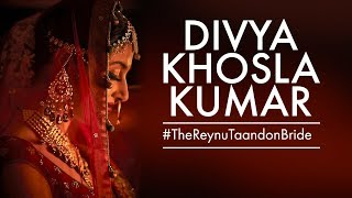 Bridal Photo-shoot : Divya Khosla Kumar  | Reynu Taandon