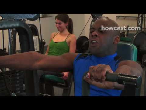 How to Pick Up Someone at the Gym