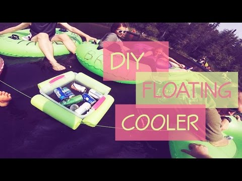 DIY | Floating Drink Cooler