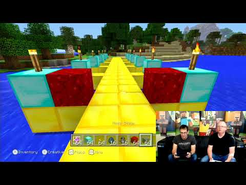 Minecraft - first look at transferring worlds between Wii U and Switch