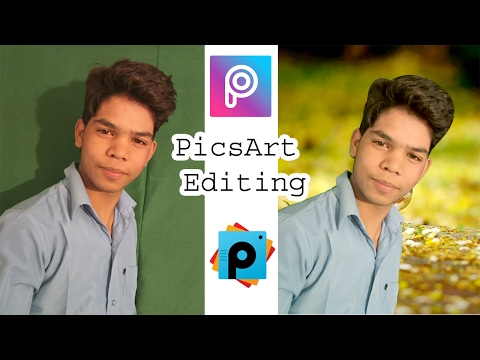 How To Change Photo Background in PicsArt.
