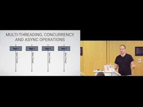 Droidcon NYC 2016 - Multi-threading, concurrency and async on Android