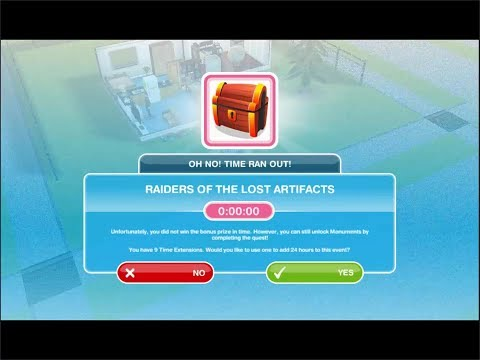 Raiders Of The Lost Artifacts Sims Free Play