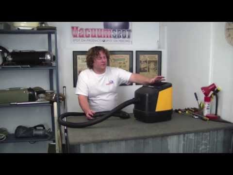 How to Improve the Suction On A Nilfisk King 505 Vacuum Cleaner