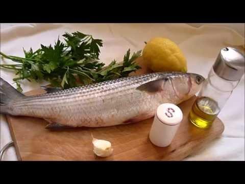Italian Food Baked Mullet Easy Fish Recipes #italianfood #mulletfishrecipe
