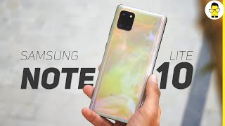 Samsung Galaxy Note 10 Lite review in-depth - S-Pen on a budget!