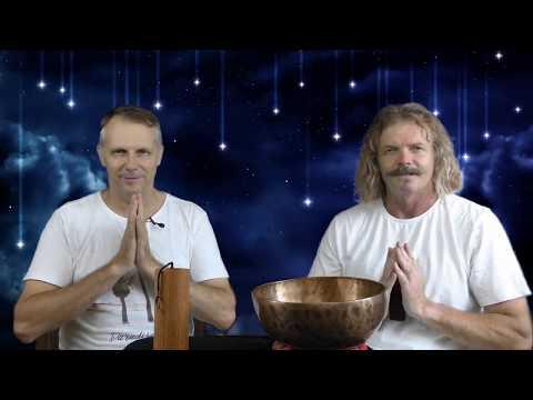 Crown Chakra Healing Guided Meditation (Chakra Series) with Jason And Matt (Meditation Session 16)
