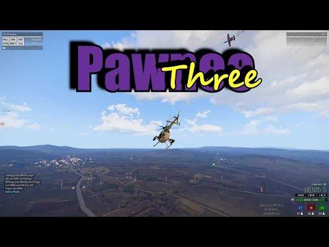 Pawnee with a bad idea: three