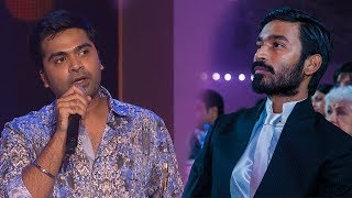 Simbu Reveals His Love Towards Dhanush