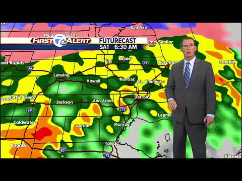 7 First Alert Weather Day declared for Saturday