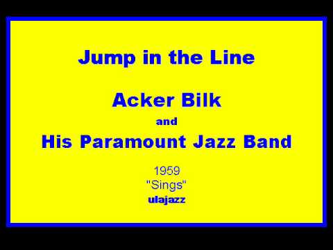Acker Bilk PJB 1959 Jump in the Line