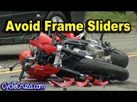 Avoid Frame Sliders - Motorcycle Totaled