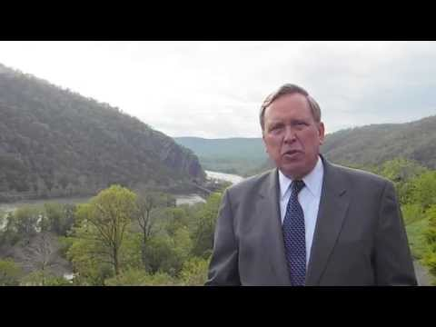 National Drinking Water Week at Harpers Ferry with top United States Water Expert