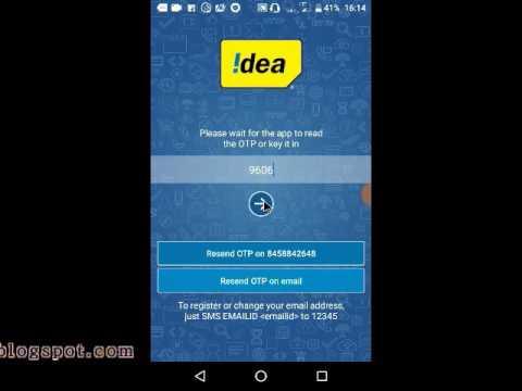 Idea Mobile No Ki  Call details dekhana