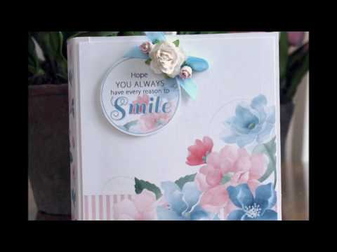 Mini Album Tutorial | Make your own form| Nitwit Collections